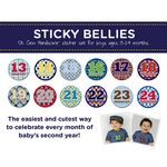 Sticky Bellies 13-24mths