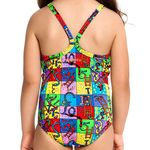 Slippery Snake Funkita one piece