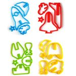 Space Design Cookie Cutters