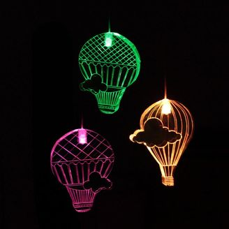 Hot Air Balloon light Mobile