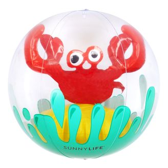 Sunnylife 3D Inflatable Crabby Ball
