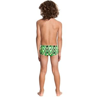 Funky Trunks Cool Boys Swimwear Neon Rzaor