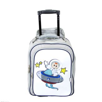 Woddlers Kids Carry On Luggage