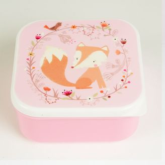 Sass and Bellefox Snack container